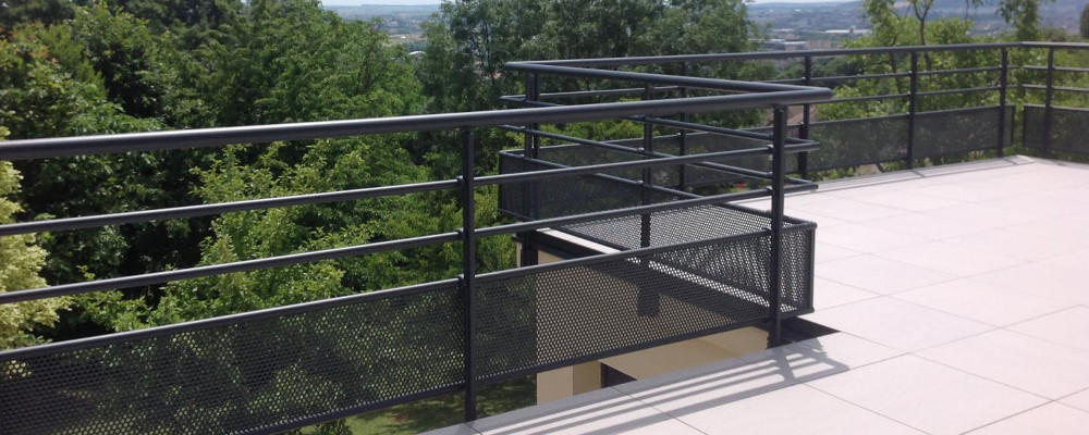 Barriere De Securite Terrasse